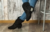 Style SD Bella Ride Black Dance Boot - Women's Dance Shoes | Blue Moon Ballroom Dance Supply
