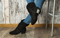 Style SD Bella Ride Black Dance Boot