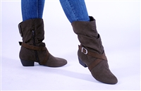 Style SD Bella Ride Brown Dance Boot