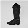 Style SD Prescott Black Dance Boot - Women's Dance Shoes | Blue Moon Ballroom Dance Supply