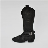 Style SD Prescott Black Dance Boot