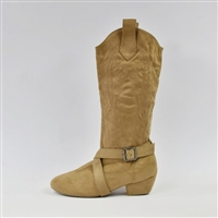 Style SD Prescott Tan Dance Boot