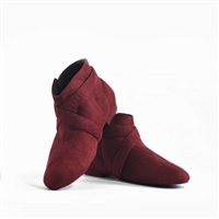 Style SD Urban Soul Burgandy Dance Boot - Women's Dance Shoes | Blue Moon Ballroom Dance Supply