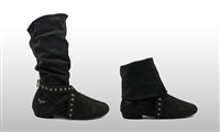 Style SD Urban Step Black Dance Boot - Women's Dance Shoes | Blue Moon Ballroom Dance Supply