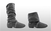 Style SD Urban Step Gray Dance Boot