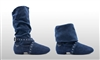 Style SD Urban Step Navy Dance Boot - Women's Dance Shoes | Blue Moon Ballroom Dance Supply