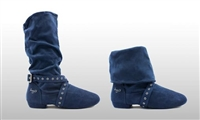 Style SD Urban Step Navy Dance Boot