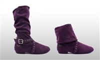 Style SD Urban Step Purple Dance Boot