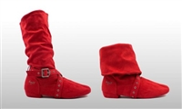 Style SD Urban Step Red Dance Boot