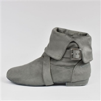 Style SD Urban Vibe Gray Dance Boot - Women's Dance Shoes | Blue Moon Ballroom Dance Supply