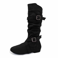 Style SD Urban Premiere Black Dance Boot