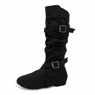 Style SD Urban Premiere Black Dance Boot - Women's Dance Shoes | Blue Moon Ballroom Dance Supply