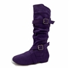 Style SD Urban Premiere Purple Dance Boot - Women's Dance Shoes | Blue Moon Ballroom Dance Supply