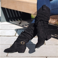 Style SD Vera Black Dance Boot
