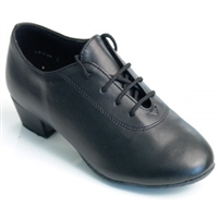 Style SDS Fornax Boys Black Latin Dance Shoe | Blue Moon Ballroom Dance Supply