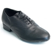 Style SDS Hercules Boys Black Ballroom Dance Shoe | Blue Moon Ballroom Dance Supply