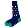 Style Christmas Tree Novelty Socks - Mens