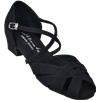 Ultimate Wrapstar Black Suede - Unisex Dance Shoes | Blue Moon Ballroom Dance Supply