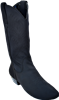 Style Mens Ultimate Lycra Black Boot - Dance Footwear | Blue Moon Ballroom Dance Supply