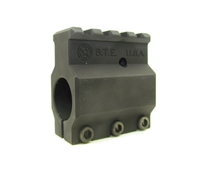 BTE Rail Height Gas Block - .936 Inner Diameter