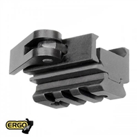 ERGO XPRESS Lever Mount with Picatinny Rail Base