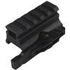 AR Riser Mount With 5 Slots,13/16 Inch Medium Profile - MT-RMQ