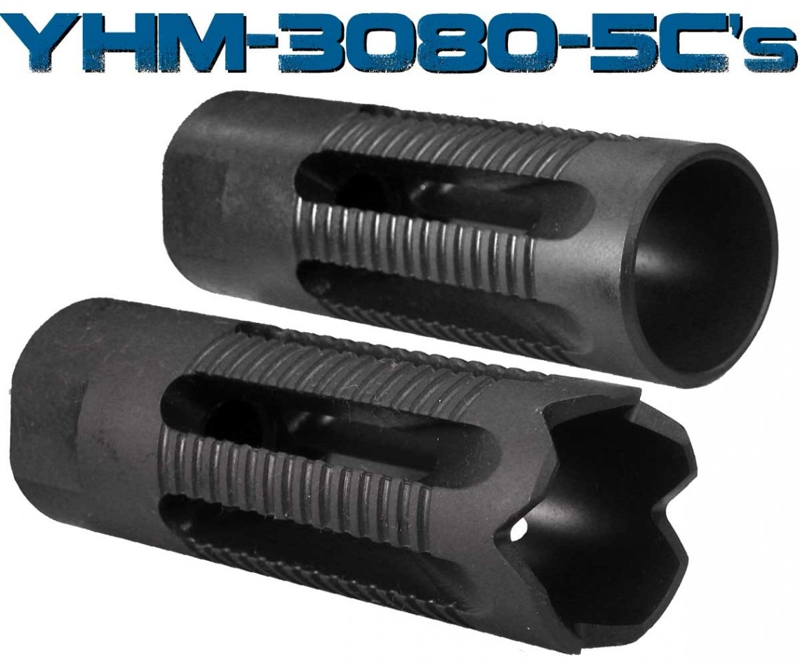 Yankee Hill Phantom  308 Flash Suppressor With Teeth - YHM-3080-5C2