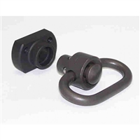 Elzetta Quick Disconnet Side Sling Swivel Mount for ZFH1500 Flashlight Holders - ZSS1500