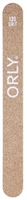 Orly Garnet Board Nail Files 120 Grit (Pkg of 5 files)