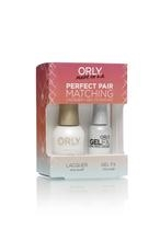 Orly 'White Tips' Perfect Pair Lacquer & Gel Fx Duo