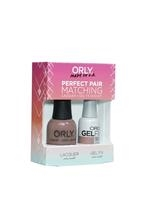 "Orly ""Country Club Khaki' Perfect Pair Lacquer and Gel FX Duo Kit"