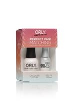 Orly 'First Kiss' Perfect Pair Lacquer & Gel Fx Duo