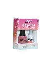 Orly 'Pink Chocolate' Perfect Pair Lacquer & Gel Fx Duo