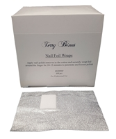 TBSC ~ Nail Foil Wraps for Polish or Gel Removal