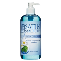 Satin Cleanser Satin Smooth Preparation Cleanse