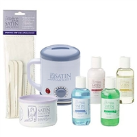Student Depilatory Wax Kit by Satin Smooth