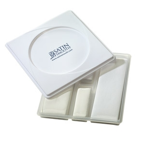 Satin Smooth ~ Wax Strip Tray
