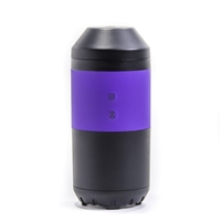 ZAQ Tour Essential Oil Diffuser Black/Purple