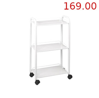 Paragon ~ H10 Facial Trolly - All Metal Supports and Shelves