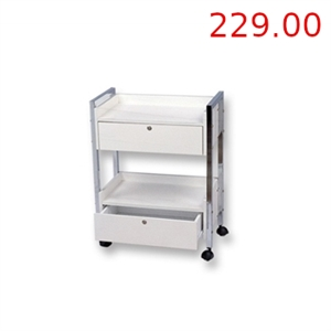 CSC Two Drawer Cart