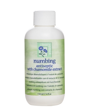 Clean+Easy ~ Numbing Antiseptic Lotion