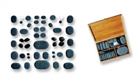 Basalt Massage Stones - 60pcs