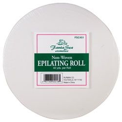 "FantaSea Non-Woven 3 ¼"" x 100 Yard Epilating Roll"