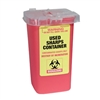 Biohazard Sharps Container