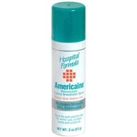 Americaine 20% Benzocaine Topical Anesthetic Spray