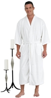 Canyon Rose ~ Plush Microfiber Men's Spa Robe
