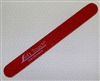 Soft Touch Manicure Files - Red - 50 St. Tropez Mylar