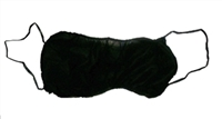 Disposable Black Bra Medium/Large for Body Treatment