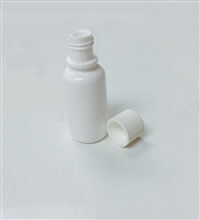 1/2 White Sample Jars (25 pcs)
