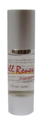 Cell Renew ~ Fruit Acid Gel with 15% Glycolic Acid